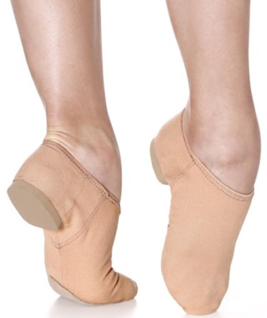 So Danca Stretch-Jazzschuhe